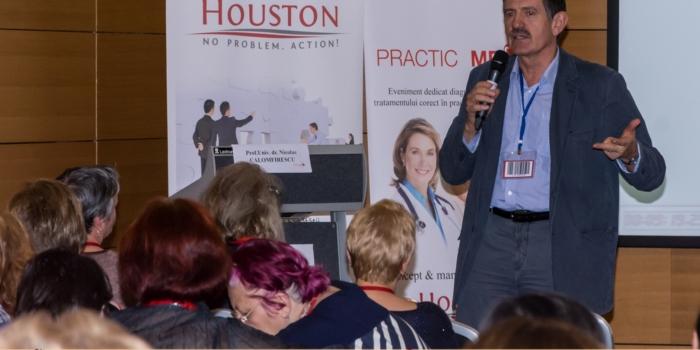 Practic MF – un eveniment organizat împreună cu medici de familie, lectori și parteneri