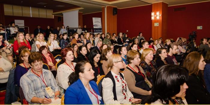 """""""În activitatea noastră nu avem de a face cu boli, ci cu bolnavi"""" Șef lucrări dr. Șerban Turliuc Conferința regională Stresul, Anxietatea, Depresia (S.A.D ed. 6), Piatra Neamț"""